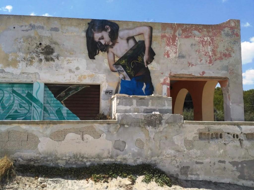 Bifido new pieces in San Cataldo (It)