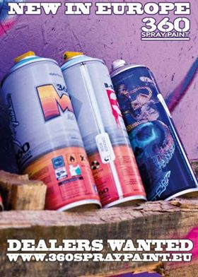 MOS Spraypaint