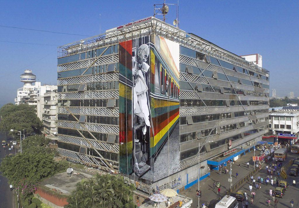 St+art Urban Art Festival 2nd Edition – Mumbai