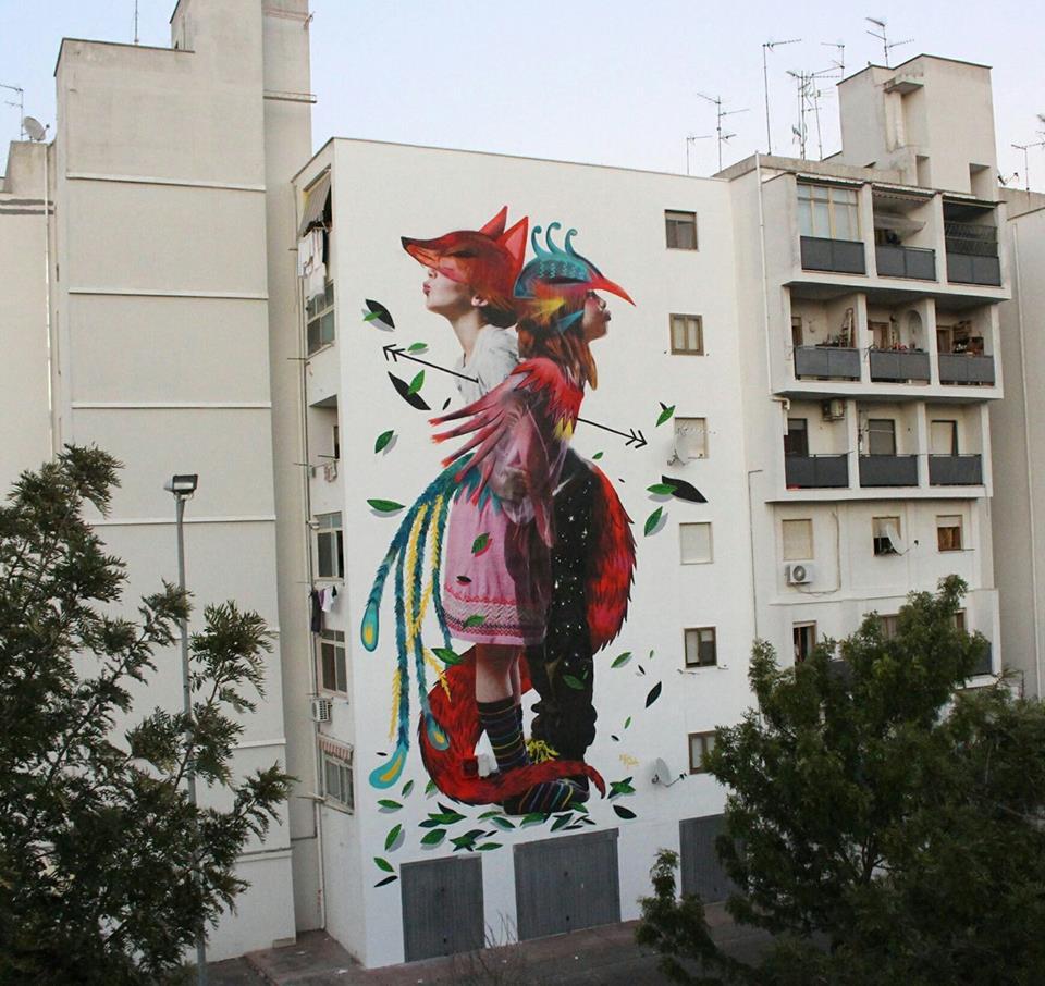 167Art Project in Lecce, IT