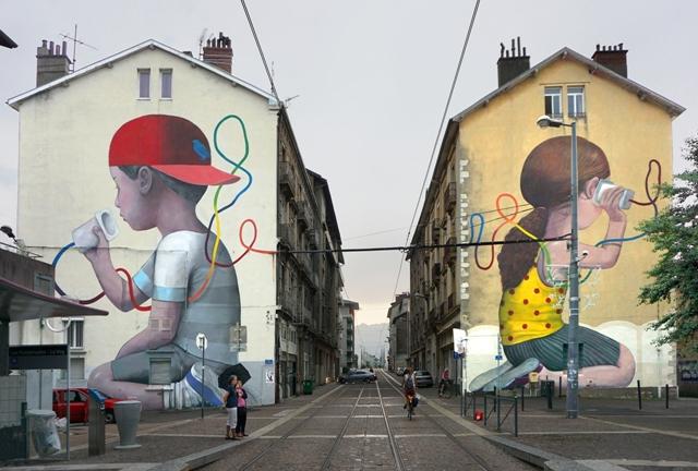 Discover Grenoble Street Art Festival
