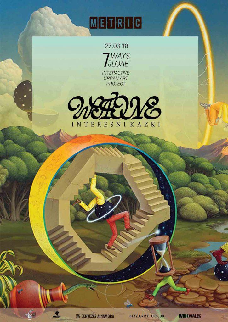 #7WAYS2LOVE – Chapter V – Waone / Interesni Kazki