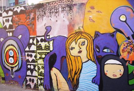 Exploring Barcelona's Street Art Scene