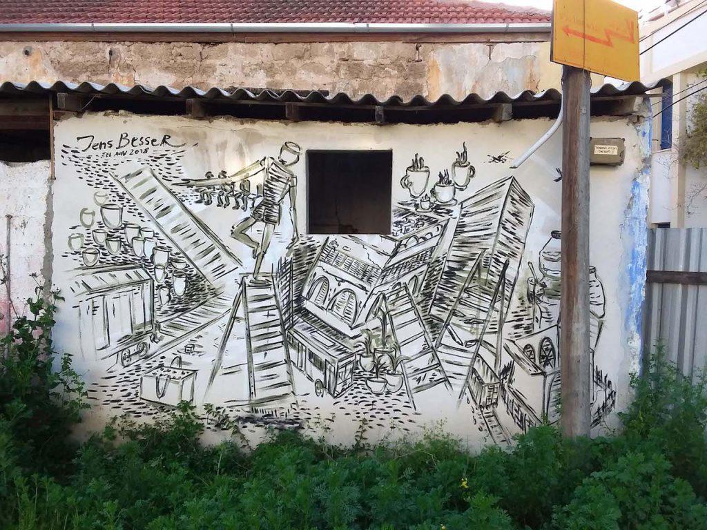 Abandoned Tel Aviv by Jens Besser