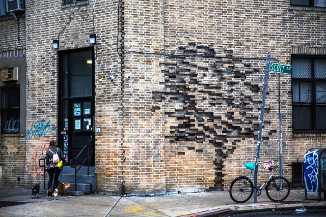 PEJAC new works in New York