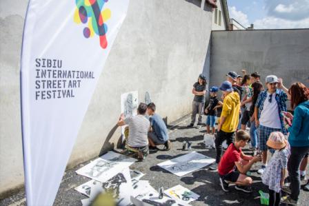 Open Call: Sibiu International Street ART Festival in Sibiu