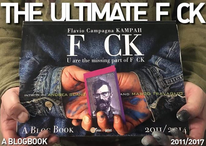 THE ULTIMATE F CK Blogbook 2011/2017