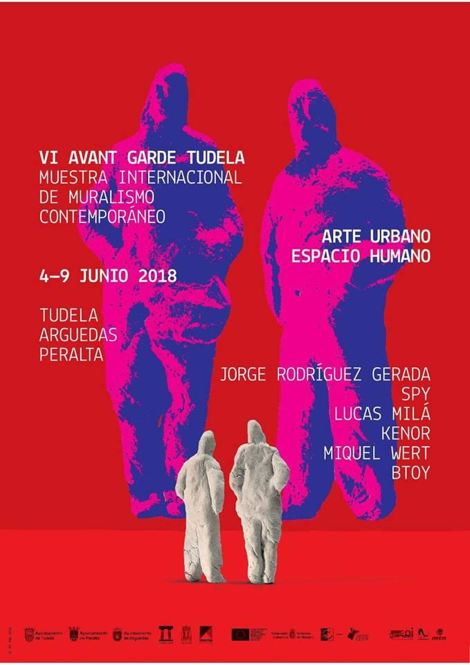 VI Avant Garde Tudela y Ribera 2018