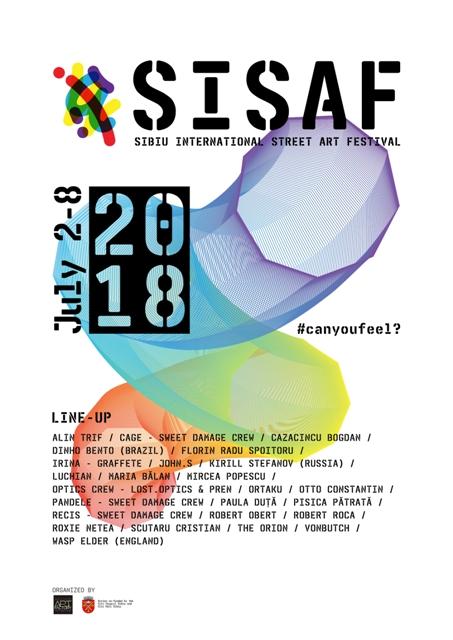 Street Art Festival Sibiu (SISAF)