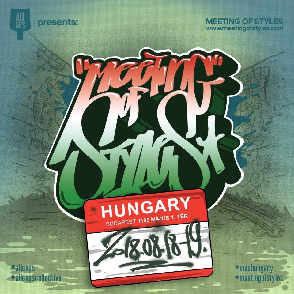 Meeting of Styles Budapest