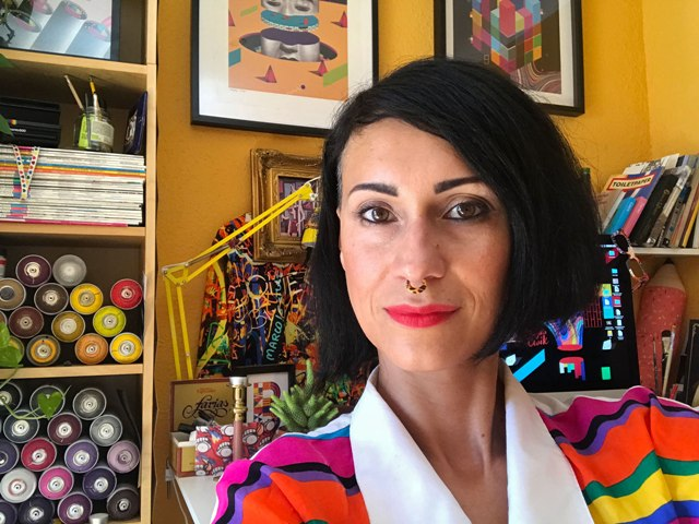Magda Cwik – Inspirational Abstractism