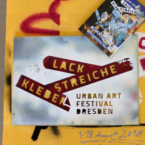 LackStreicheKleber Festival