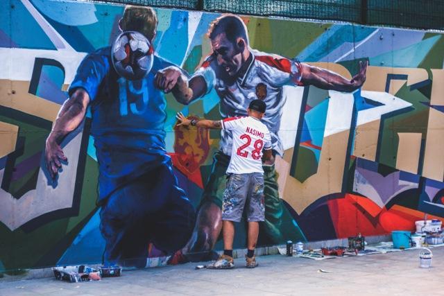 Nasimo & Bulgarian Football Union present: 'Lions' Den'