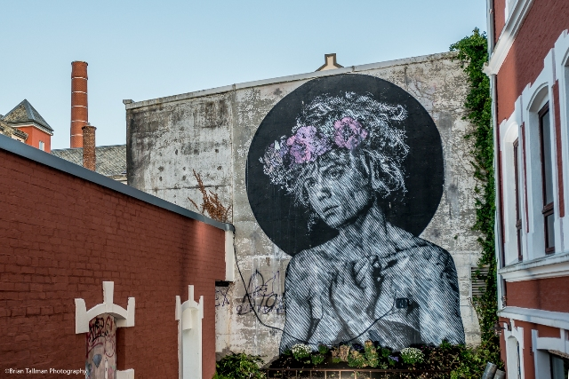 Snik (UK) Kick Off Nuart Festival 2018