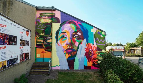 Dourone in Artselaar Cultural Center Belgium