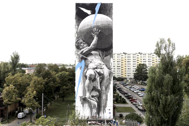 """INO """"Bomber"""" in Lodz"""