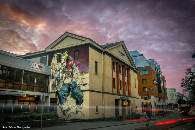 The 18th edition of Nuart Festival in Stavanger