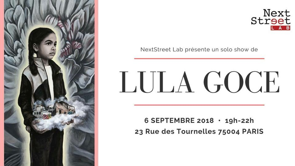 LULA GOCE solo show