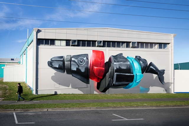 NEVERCREW in New Zealand