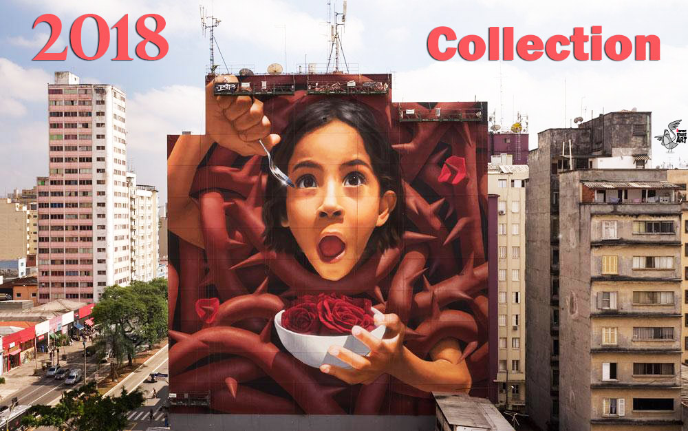 2018 Street Art Collection (Special)
