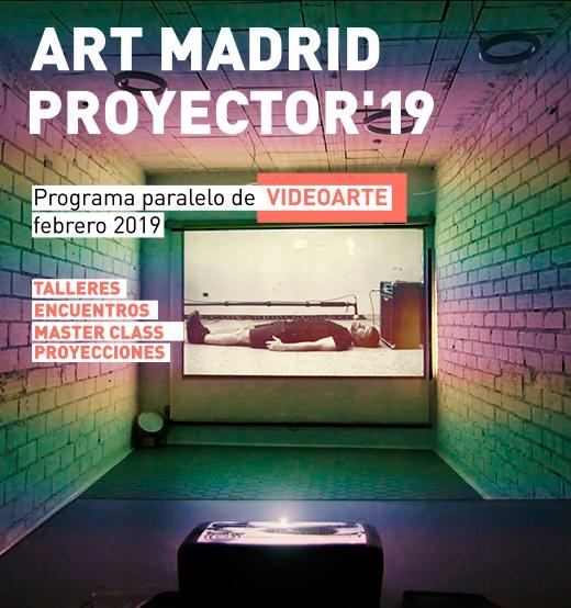 Art Madrid-Proyector'19