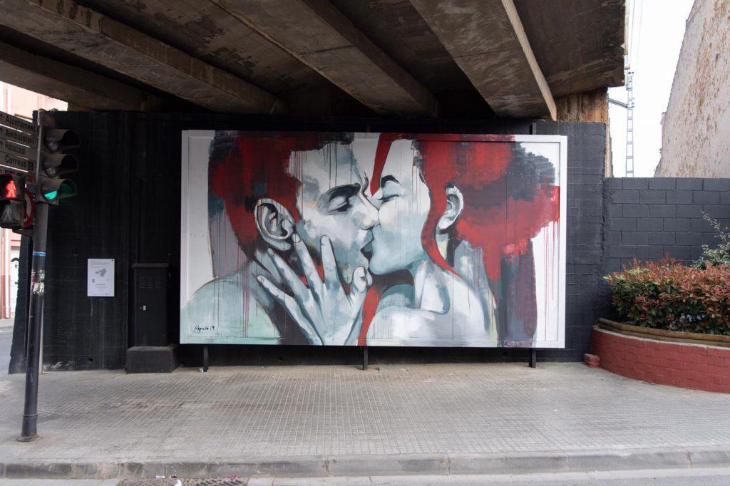Contorno Urbano new walls