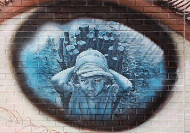 Gerada Does New York For NGO Street Art For Mankind