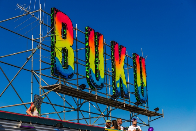 BUKU Project: Where Art, NOLA Culture and Music Collide