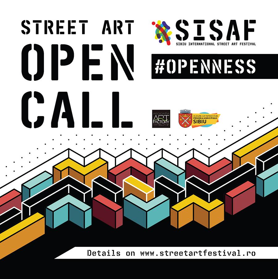 SISAF 2019 Artist Call