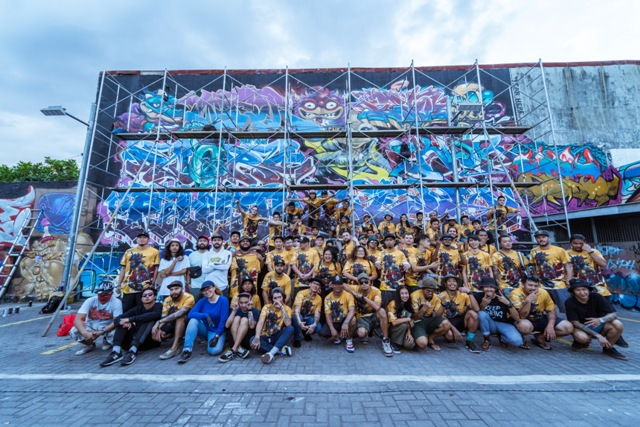 Meeting of Styles in Manila 2019