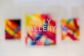 Kolly Gallery line up May