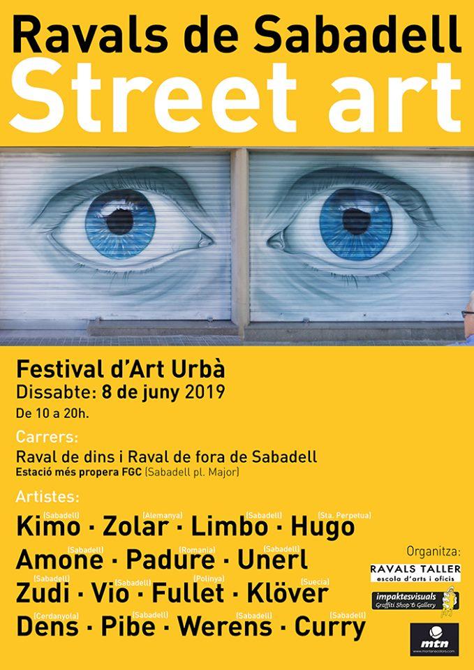 Ravals de Sabadell StreetArt