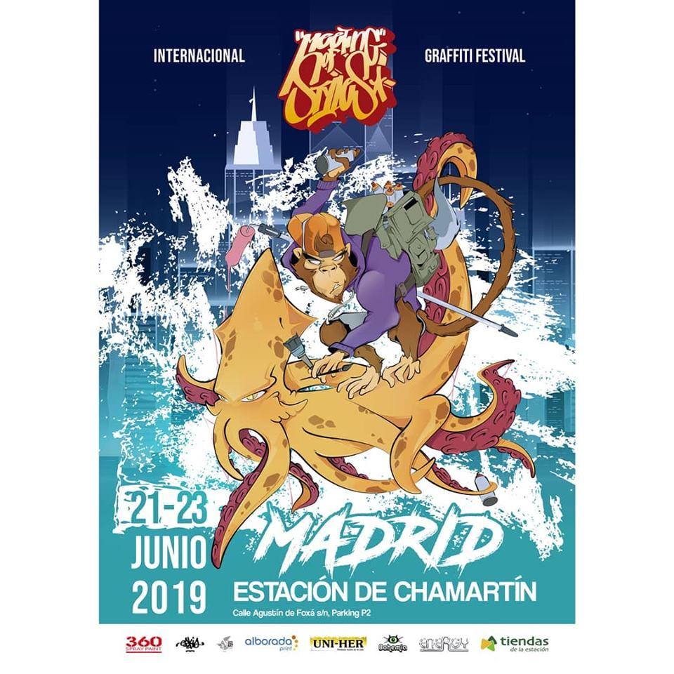 Meeting of Styles Spain 2019