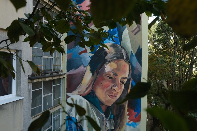 22 new murals in Belgrade after Festival Rekonstrukcija
