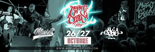 Meeting of Styles Peru 2019