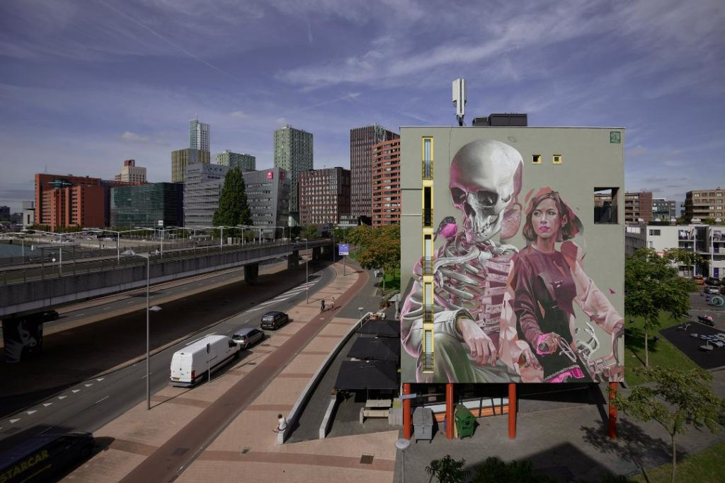 Telmo Miel collaboration with Smug