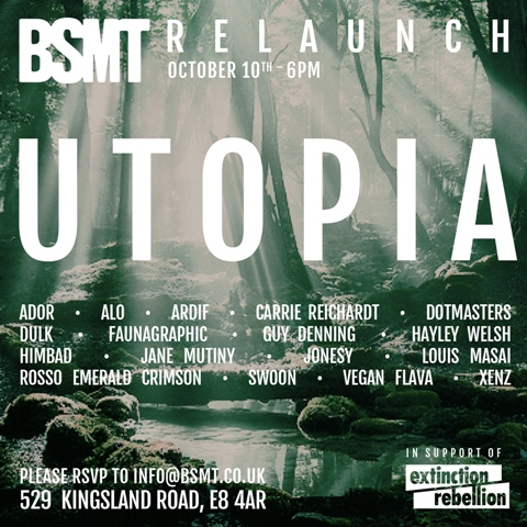 UTOPIA at BSMT Space