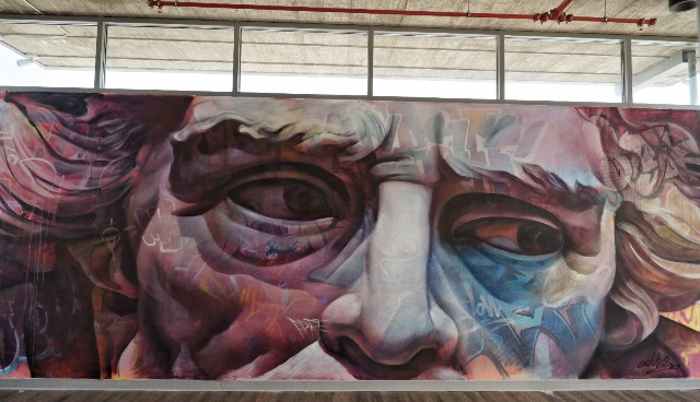 PichiAvo finish second part of artistic intervention in Barcelona