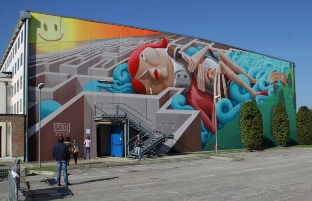 Mega wall by Zed1