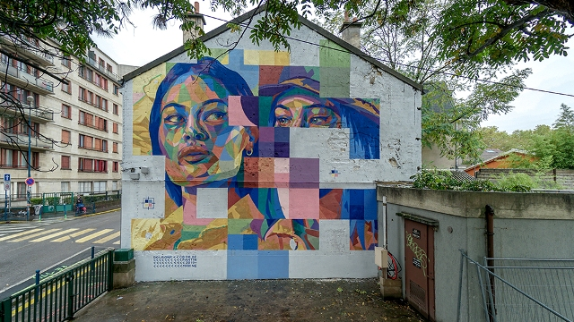 New wall by DOURONE