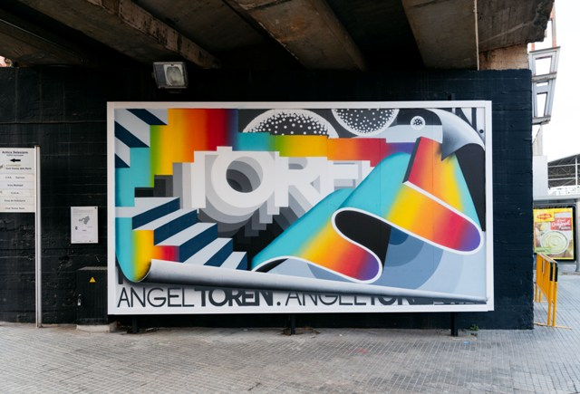 Ángel Toren & Joan Tarragó spark second 12 + 1 project