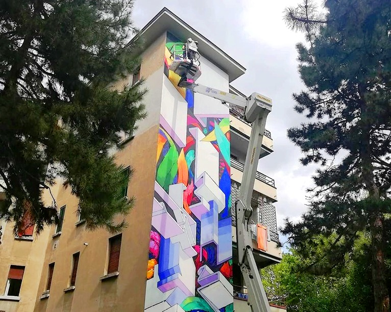 Etnik in Bologna for BLQ Association