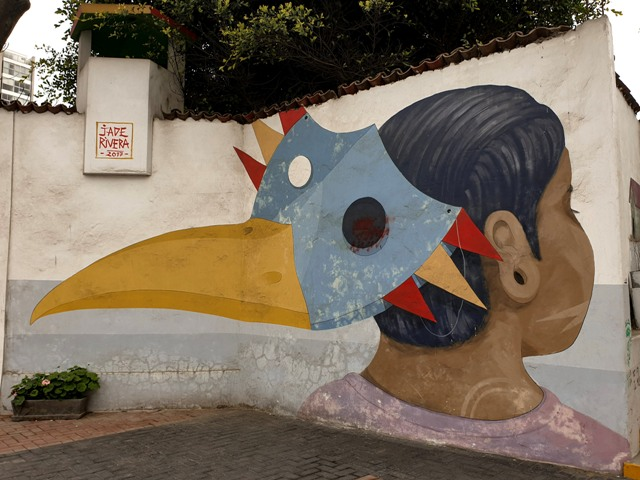 Street Art guide for Lima (Peru)