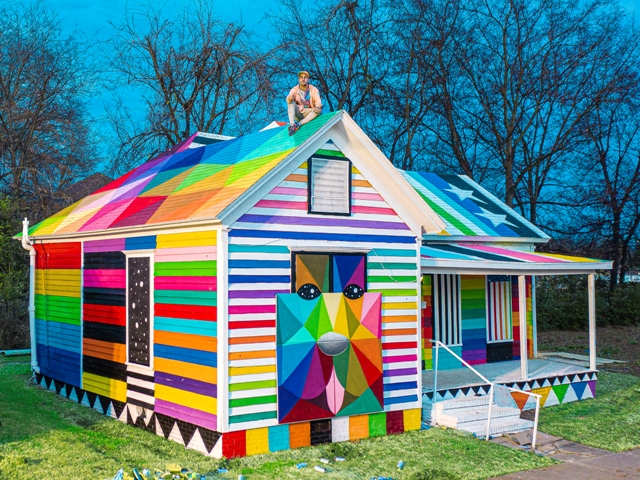 OKUDA San Miguel returns to Arkansas for Rainbow Embassy