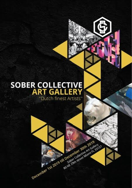 Sober Collective 'Dutch Finest Artists'
