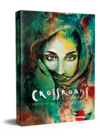 Crossroads – A Glimpse Into the Life of Alice Pasquini