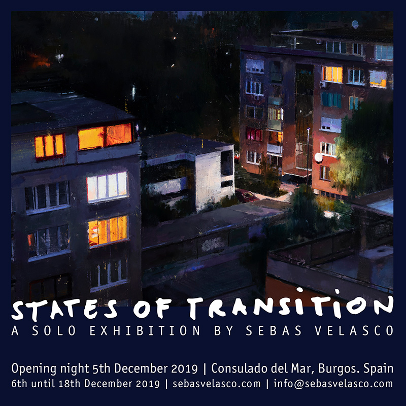 Sebas Velasco Presents STATES OF TRANSITION