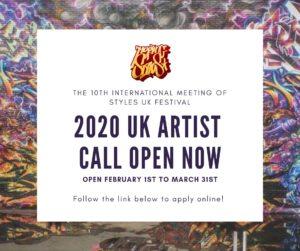 MOS UK Open call