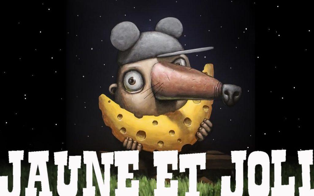 JAUNE ET JOLI