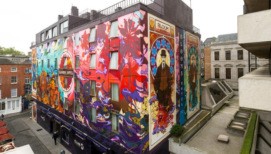 The 5 Best Street Art Pieces In Ireland